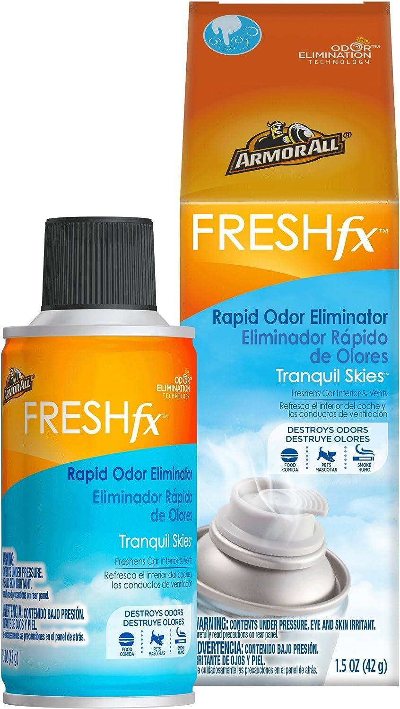 Armor All Car Air Freshener and Purifier - Odor Eliminator