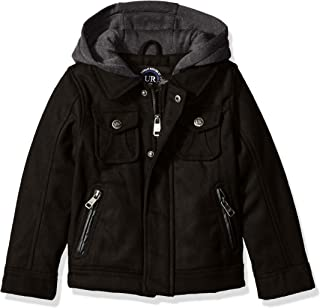 Urban Republic Boys' Wool Officers Jacket