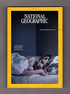 National Geographic Magazine (August, 2018) Sleep: Inside the New Science of Slumber