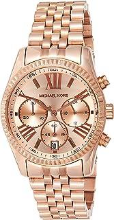 Michael Kors Women's Quartz Watch, Chronograph Display and Stainless Steel Strap MK5569