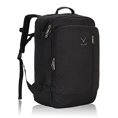 Hynes Eagle 38L Flight Approved Weekender Carry on Backpack 6e7fb84ebfe72