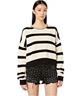 The Kooples - Striped Pullover