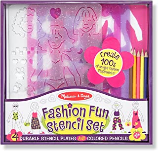 Best melissa and doug fashion stencil Reviews
