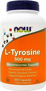 Sponsored Ad - Now L-Tyrosine 500mg, 300 Capsules