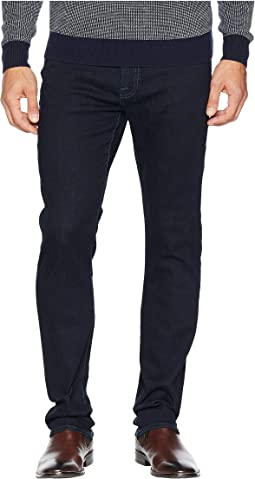 410 Athletic Fit Jeans in Stone Hollow
