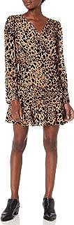 Women's Nikita Long Sleeve Ruffle Hem Short Mini Dress