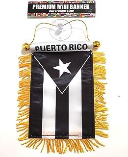 Boricua designs by us 4 us Puerto Rico Black Flag, Bandera Negra de Puerto Rico