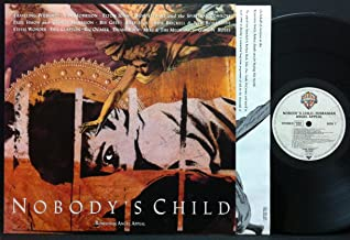 Various - Nobody's Child - Romanian Angel Appeal - Warner Bros. Records - 7599-26280-1, Warner Bros. Records - WX353