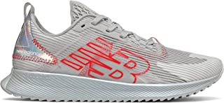 New Balance Men's FuelCell Echolucent Energystreak Running Shoes Light Aluminum/Neo Flame 11