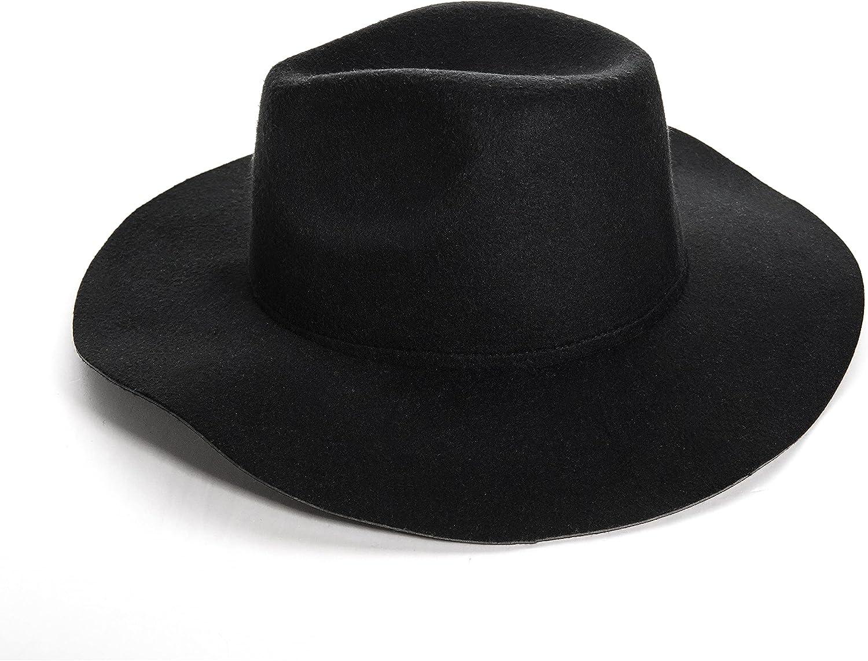 XuoAz Womens Floppy-Fedora-Hat-Foldable-Wide-Brim Retro Style Panama-Hat