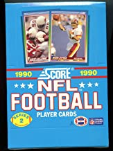 1990 score football cards series 2