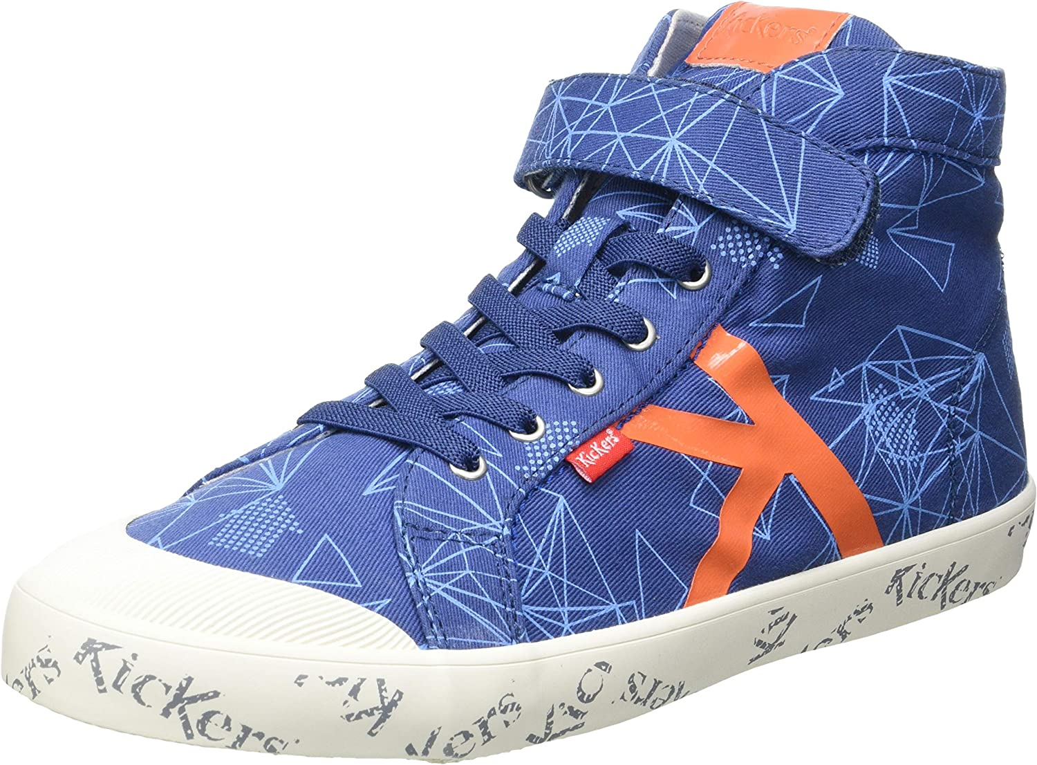 Kickers Men's We OFFer at cheap prices Godup Max 50% OFF Sneaker