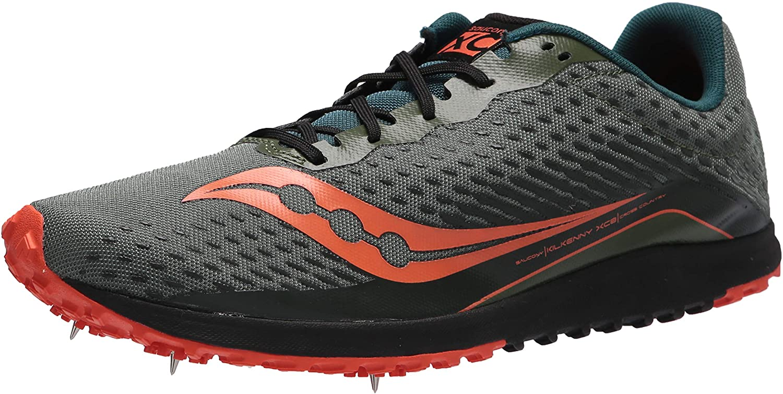 Saucony Mens Kilkenny Xc 8 Cross Country Running Shoe