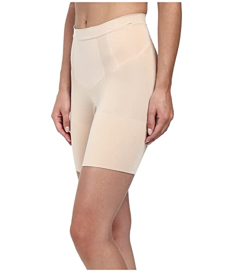 14748afcbb Spanx OnCore Mid-Thigh Short at Zappos.com