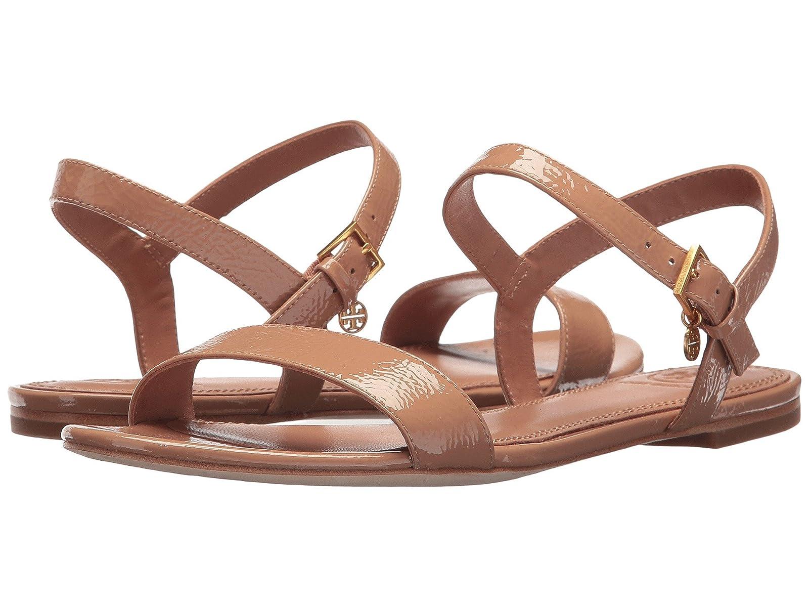 Tory Burch Laurel Flat SandalCheap and distinctive eye-catching shoes