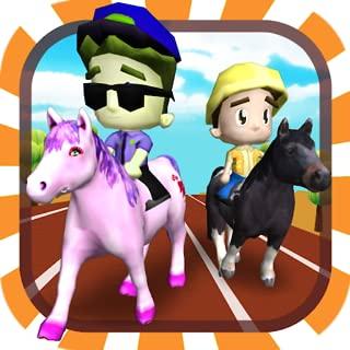 Horse Racing 3D (Kids Edition)