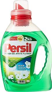 Persil Power Gel Liquid Laundry Detergent, White Flower - 1 Litre