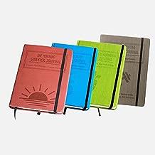 Bundle: 1x Red Morning Sidekick Journal, 1x Green Fat Loss & Nutrition Sidekick Journal, 1x Blue Meditation Sidekick Journal & 1 Gray Weightlifting Gym Buddy Journal