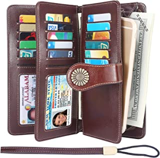 Best women's wallet with phone holder Reviews