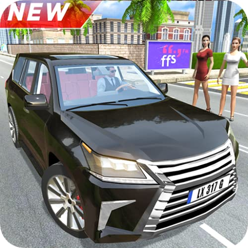 Offroad LX Simulator