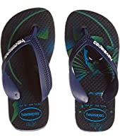 Havaianas Kids Max Heroes (Toddler/Little Kid/Big Kid)