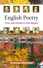 English Poetry: From John Donne to Ted Hughes