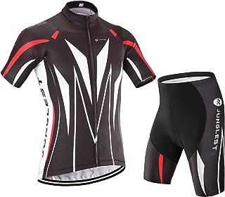 (tamaño:S~5XL)(opción:tirante,3D 2.8cm Cojín)2016 Moda ropa maillot de ciclismo Jerseys para los hombres manga corta traje Pants o tirante chaleco rendimiento transpirable jerseys rompevient
