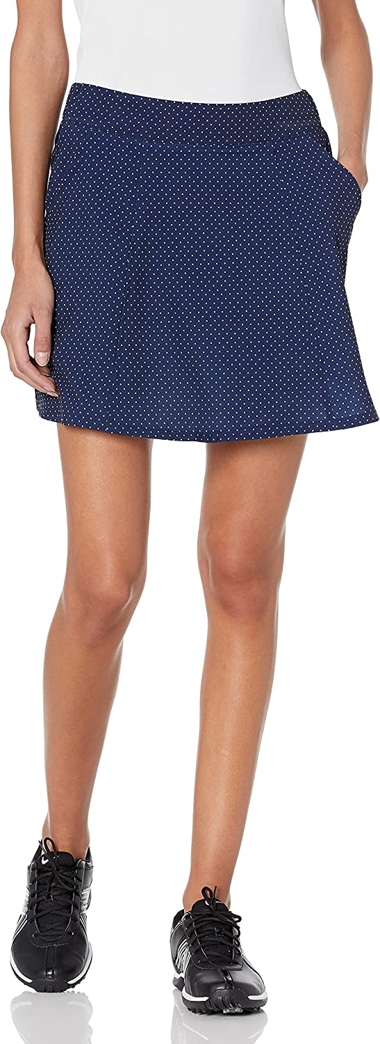 Skechers Women's 70% OFF Indianapolis Mall Outlet Skechweave Tee Golf Skort Time