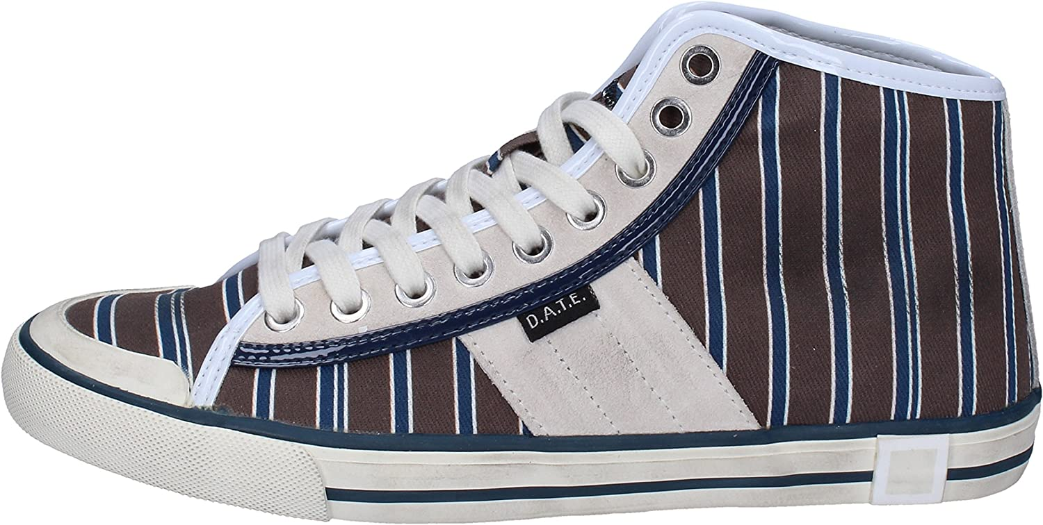 D.A.T.E. (DATE) Fashion-Sneakers Womens Brown