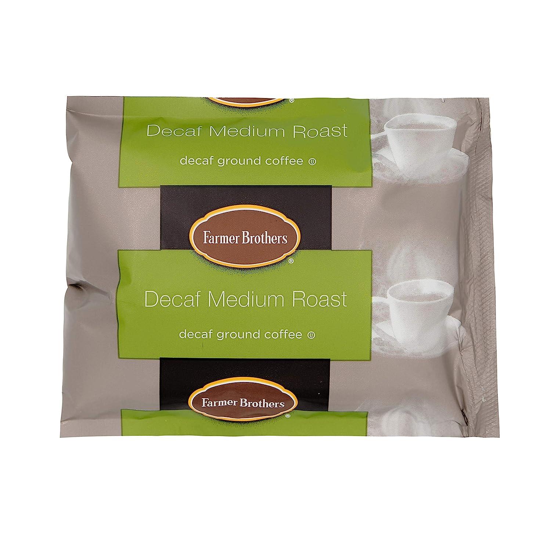 Farmer Brothers Coffee - Ground Medium Decaf Ranking Limited time sale TOP7 Oz Portion Roast 2