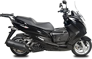 Negro SHAD Y0M11T Soporte de Ba/úl para Yamaha Majesty 180