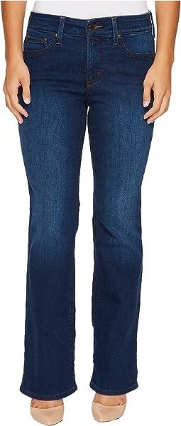 NYDJ Petite - Petite Barbara Bootcut Jeans in Cooper