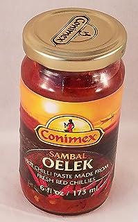 Conimex Sambal Oelek (Hot Chilli Paste) (6 oz)