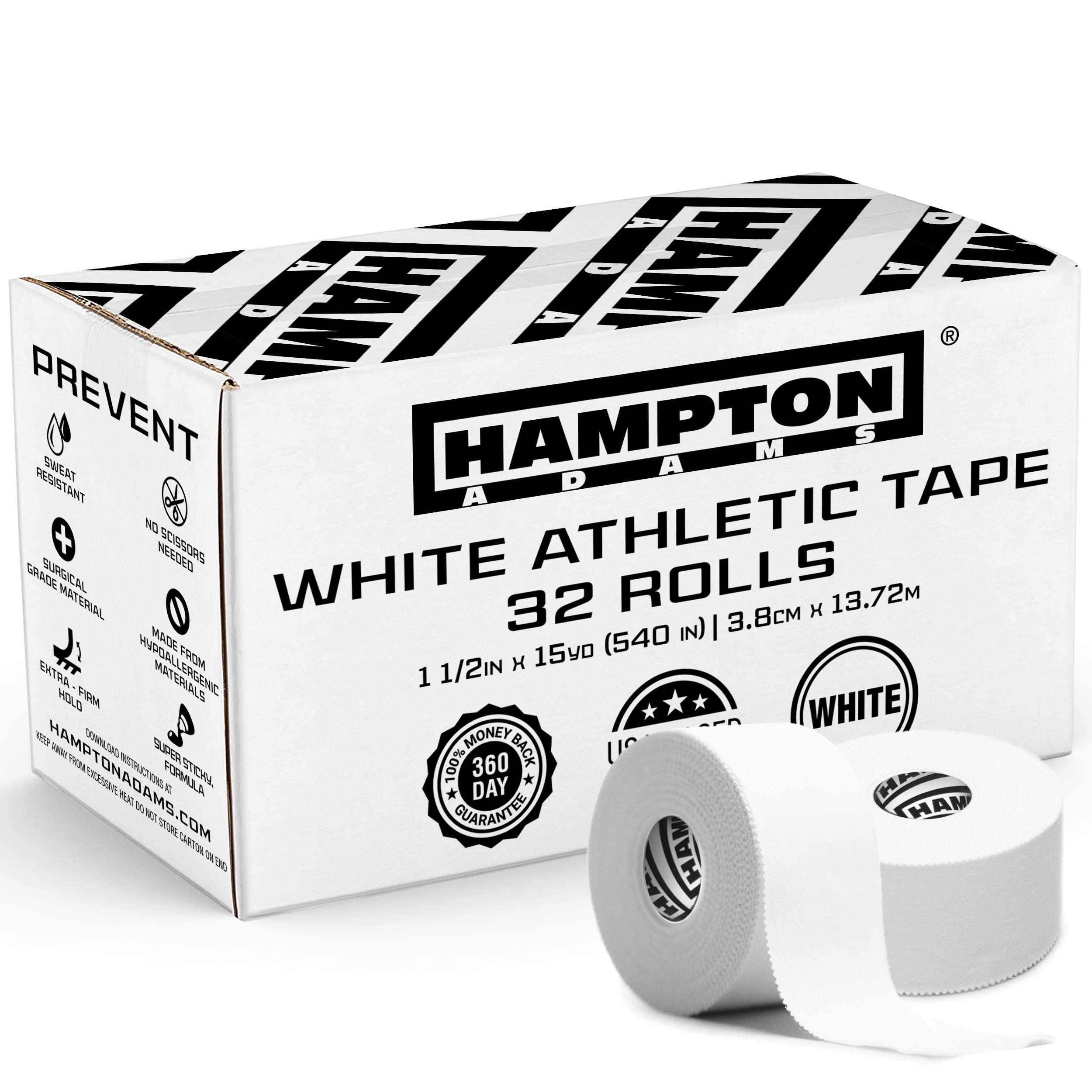 Hampton Adams Pack White Athletic