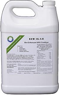 Natural Liquid Fertilizer 16-4-8 NPK Gallon