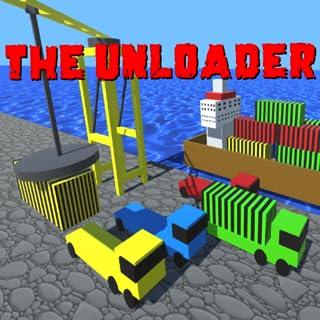 The Unloader, Cargo Ship Crane