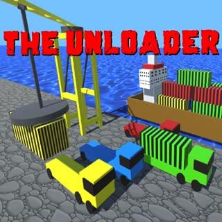 truck unloader game