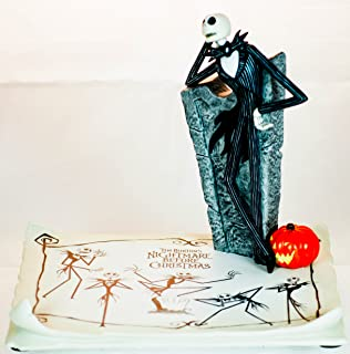 Disney 2004 The Nightmare Before Christmas - Jack Skellington Model Sheet Sculpture - Limited Edition of 350 Worldwide - Out of Production - Very Rare - New - Limited Edition - Collectible