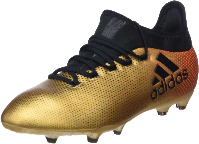 adidas X 16.3 FG Fußballschuhe Kinder, blau