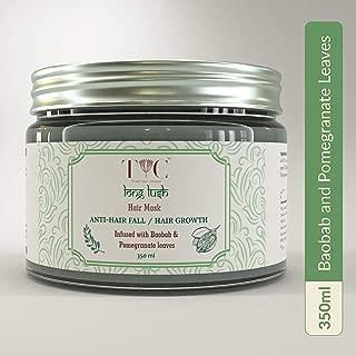 TYC Long lush Hair Mask an Organic Oil Mask for preventing Hair Fall and Rejuvenating hair growth | Natural Ayurvedic Lepan