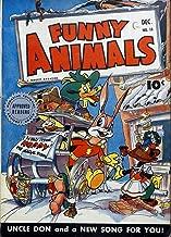 Fawcetts Funny Animals 013 -JVJ