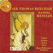 Handel - Messiah / Vyvyan · Sinclair · Vickers · Tozzi · Royal PO · Beecham
