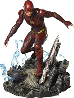 Diamond Select Toys DC Gallery: Justice League Movie Flash Pvc Figure - NOV172424