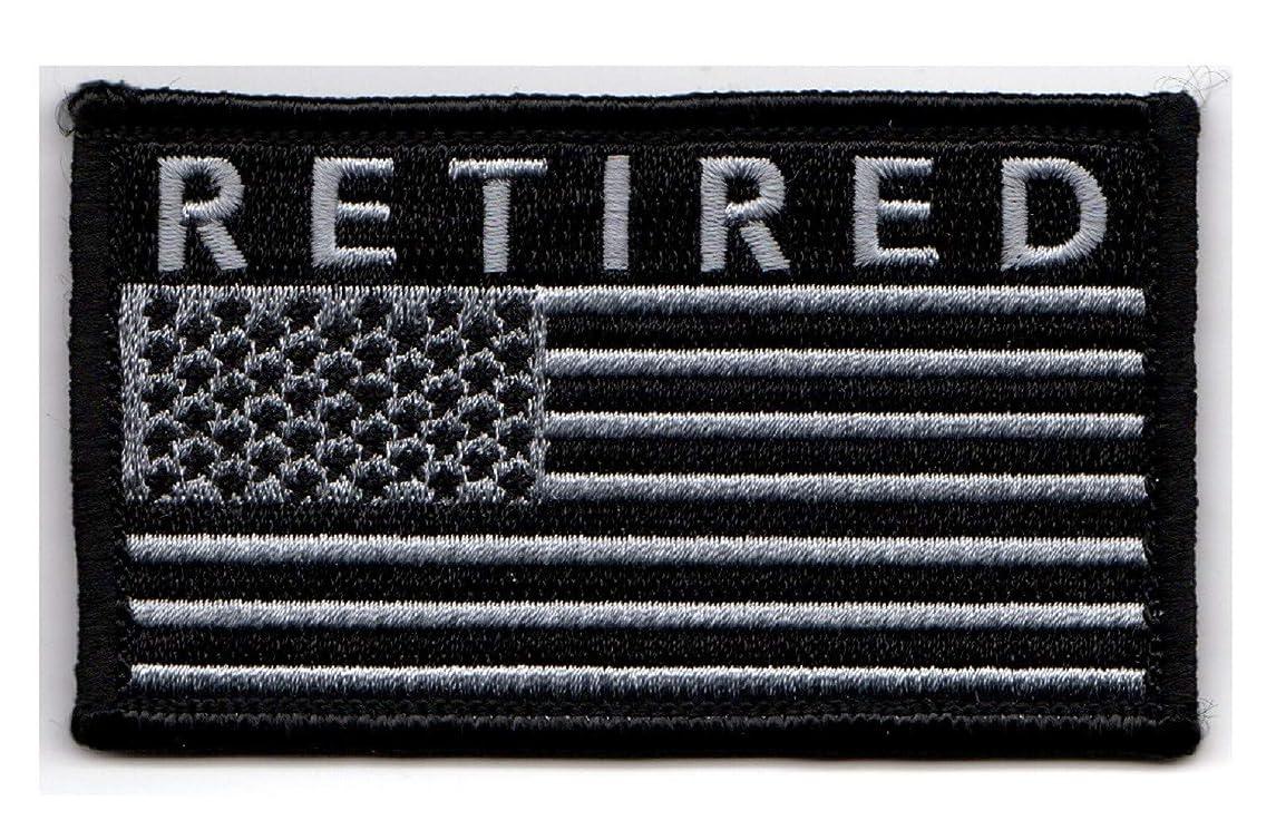 Retired American Flag 2