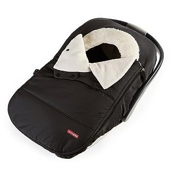 Skip Hop Winter Car Seat Cover, Stroll & Go, Black: image