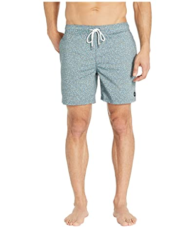 RVCA Eclectic Elastic Shorts (Surplus Blue) Men