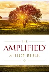 The Amplified Study Bible Kindle Edition