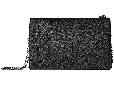 AllSaints Fetch Chain Wallet (Black) Wallet Handbags