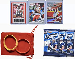 Panini, Donruss Football Card Packs & Choose Your Favorite Player or Team Gift Pack, Assorted NFL Trading Card Kits