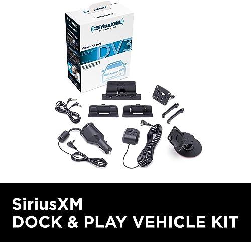 Open Box//Used XM OnyX Standalone Receiver for SiriusXM Satellite Radio Kits